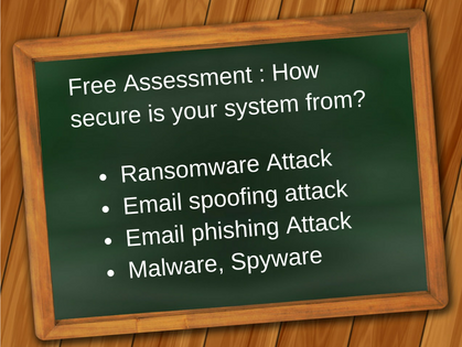 Free Assessment - Security Audit