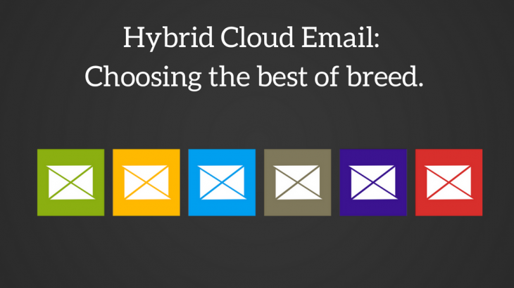 Hybrid Cloud Email