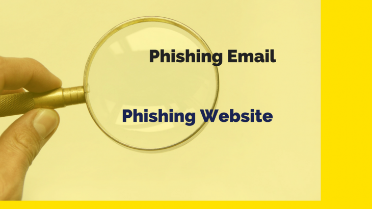 Phishing Email Phishing Website