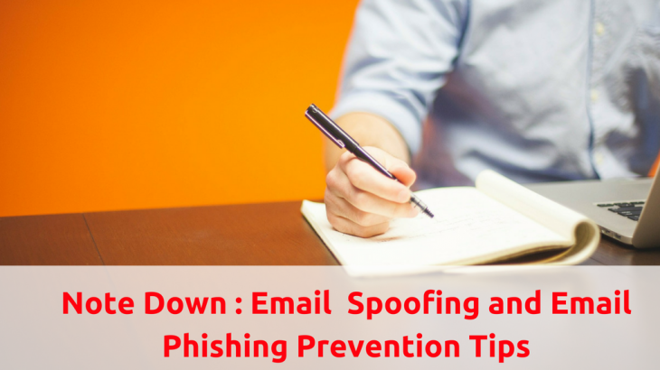 Email Spoofing Prevention