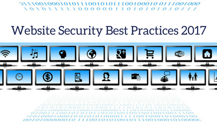 Website Security Best Practices 2017