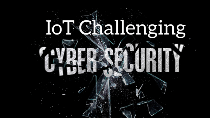 iot cyber security threats