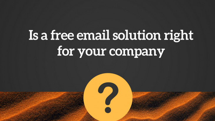 free email solution