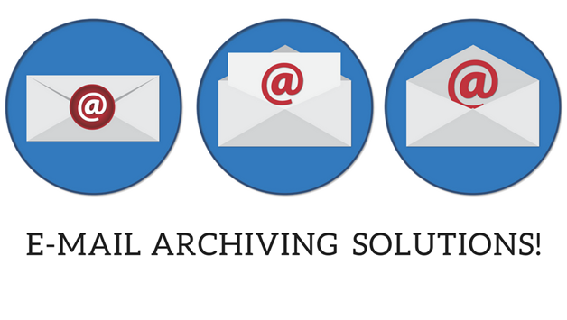 email archiving solution