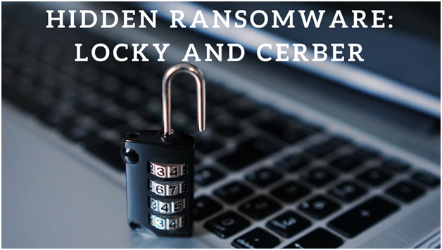locky and cerber ransomware