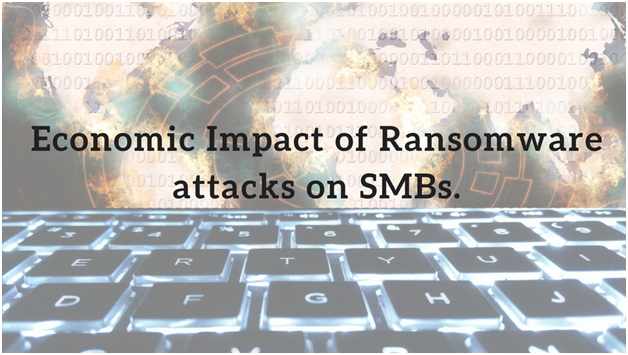 economic impacts of ransomware