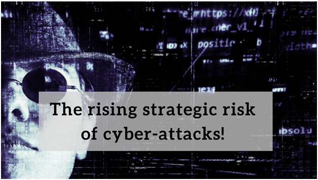 Strategic risks of a cyber attack