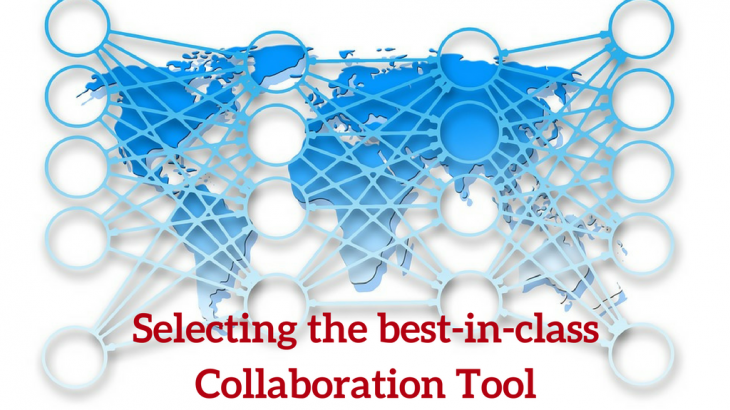 Selecting Best-in-class Collaboration Tool