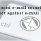 Advanced email security for email hoax