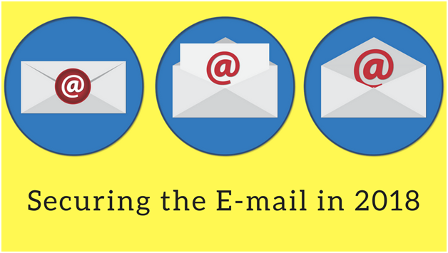 Email security in 2018
