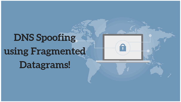 dns spoofing using fragmented datagrams