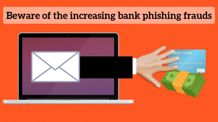 bank phishing frauds