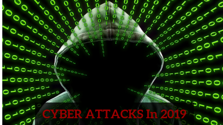 CYBER ATTACKS In 2019