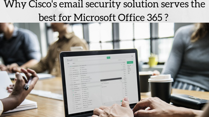 Increasing email security threats call for a better email security solution.