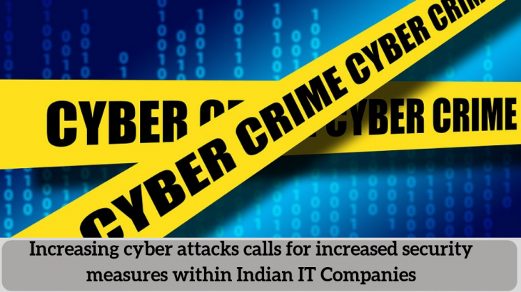 Increasing cyber attacks calls for increased security measures