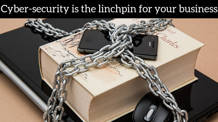 cyber security is the linchpin