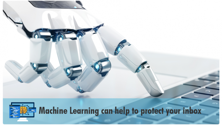 Machine Learning Protects From Spear Phishing