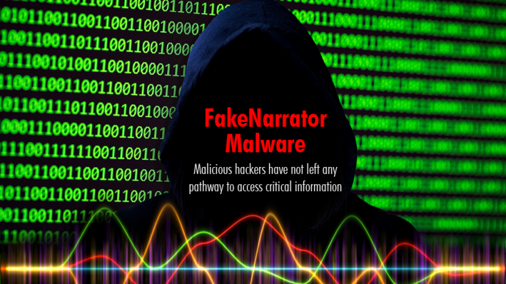 FakeNarrator Scam rattles South-East Asia.