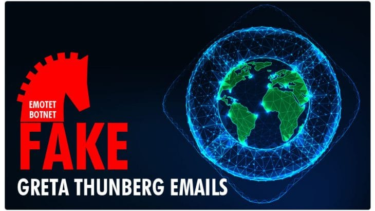 Fake Greta Thunberg Emails