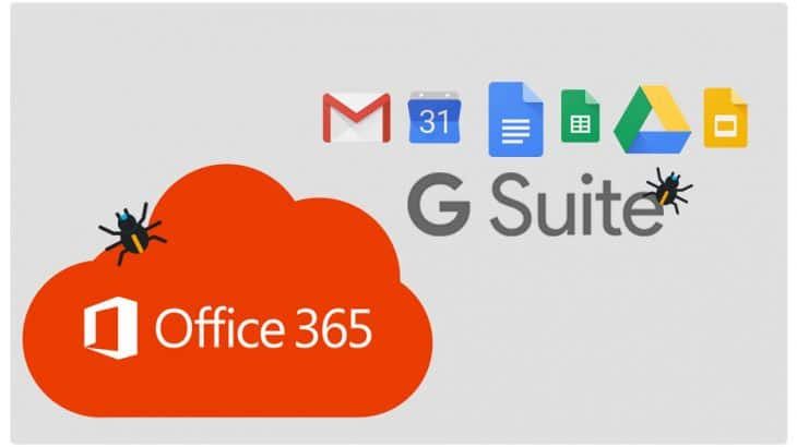 Office 365 and G Suite fall prey to BEC