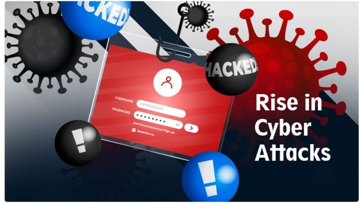 Cyber Attack Cases On the Rise During the Pandemic