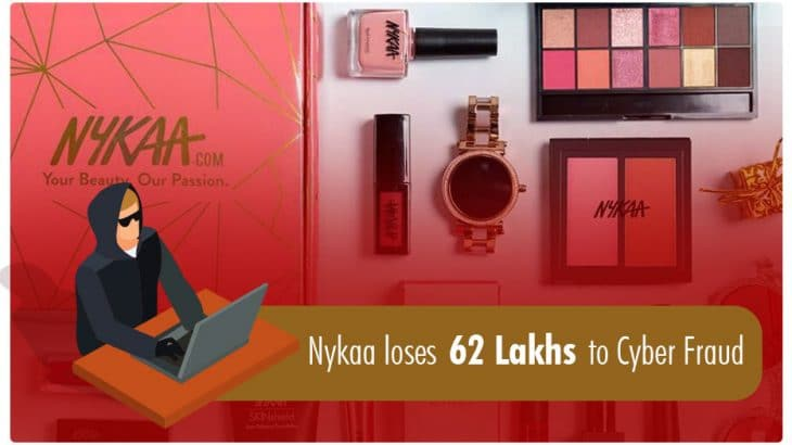 Nykaa Email Spoofing Case