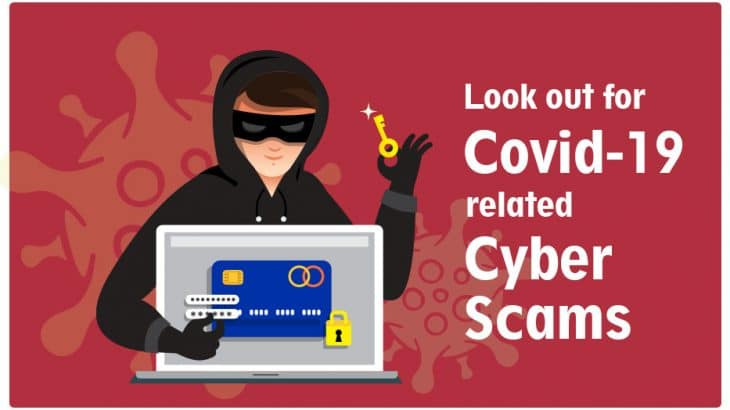 Covid Related Cyber Scams
