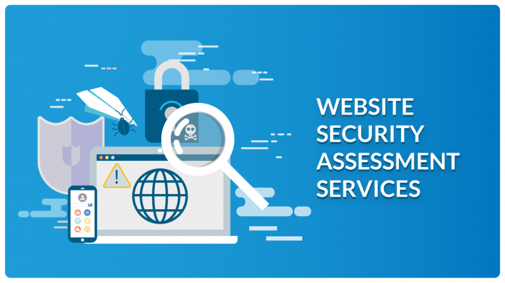 Website Security Assessment Services by Logix