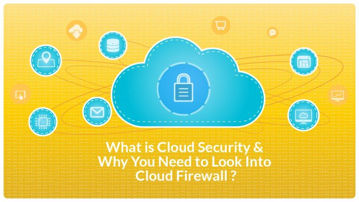 Cloud Security and Need For A Cloud Firewall