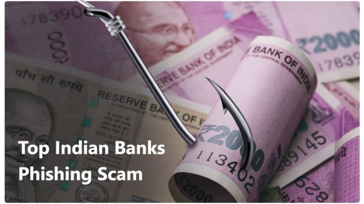 Top 5 Indian Banks Face Phishing Scam