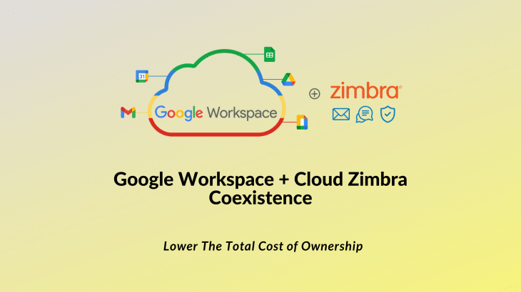 Lower Google Workspace Ownership Cost