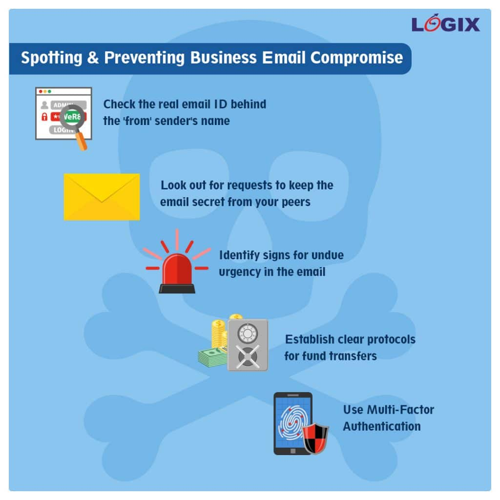 5 Simple Steps for Spotting and Preventing Business Email Compromise